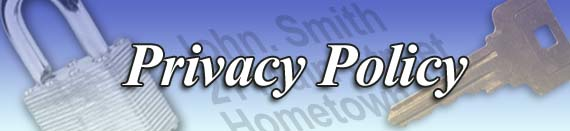 Privacy Policy for the North Trail RV Center website