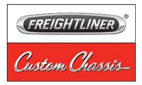 Authorized Freightliner chassis service center