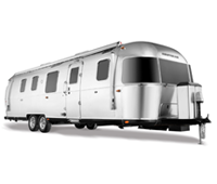 airstream classic travel trailer