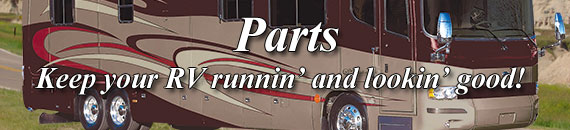 North Trail RV Center Parts Department