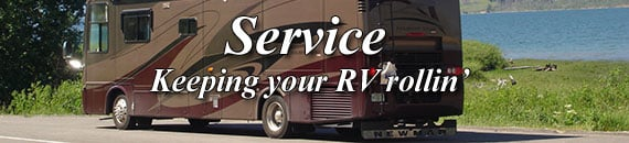 North Trail RV Center Service Department