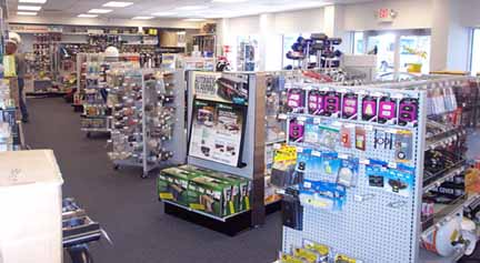 RV Parts Mega Store. Over $2 Million in RV Parts Inventory. 20,000 sq. ft. RV Parts Mega Store