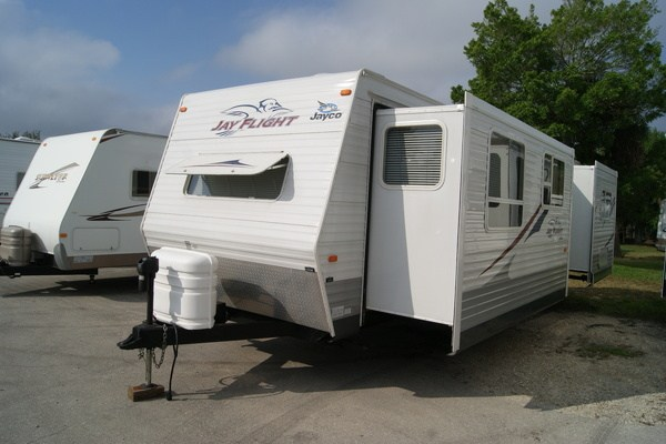 Original Used 2006 Jayco Eagle 314BHDS Travel Trailer For Sale  Camping World