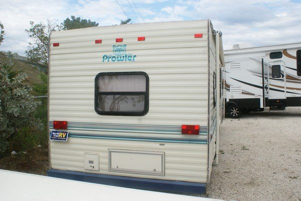 1993 fleetwood prowler 30r travel trailer stock 5970 2