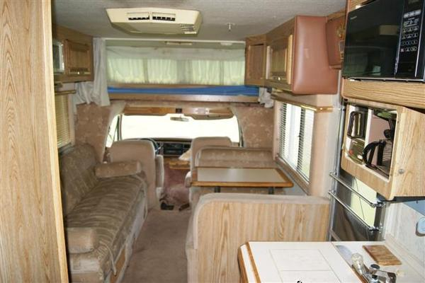 1989 Travel Craft Travel Craft 27 Class C Motorhome Stock
