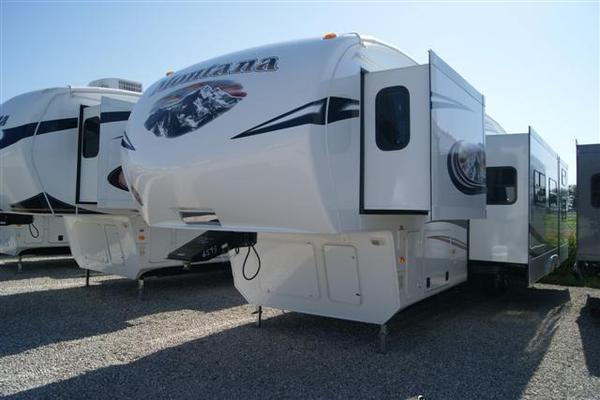 2012 Keystone Mountaineer 345DBQ Fifth Wheel (Stock# 6595