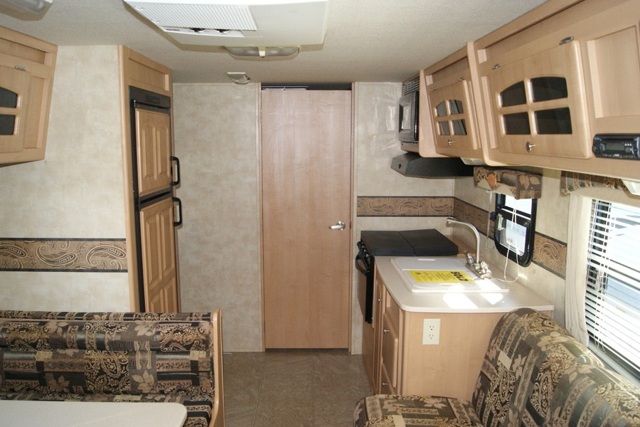 2008 Starcraft Starstream 24qb Travel Trailer Stock 6498 2