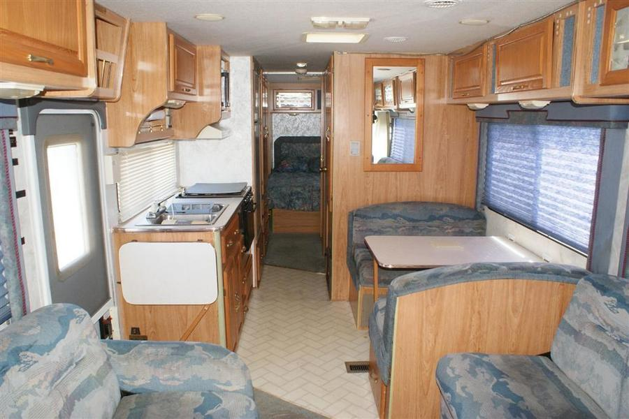 1997 coachmen catalina 301xl class a gas motorhome  stock