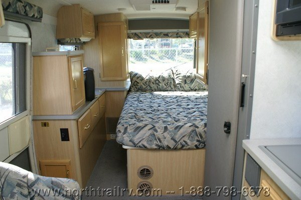 1998 Rialta Winnebago 22RC-VW Class C Motorhome (Stock# 17638)