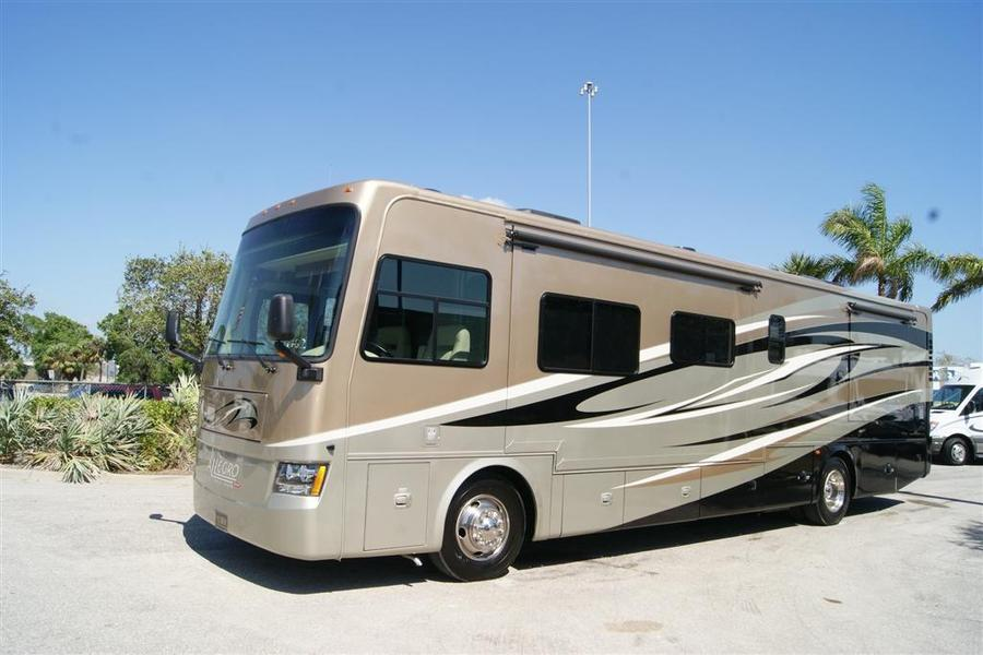 2012 Tiffin Allegro Red 38qba Class A Diesel Motorhome