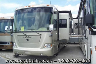2006 monaco la palma 34pdd class a diesel motorhome stock. Black Bedroom Furniture Sets. Home Design Ideas