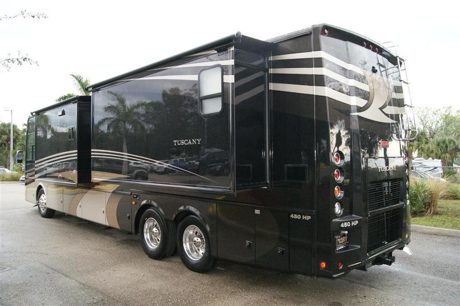 2013 Thor Motor Coach Tuscany 42WX Class A Diesel