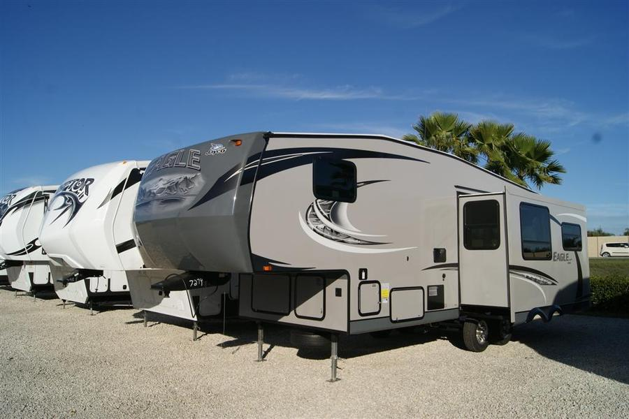 Perfect 2013 Jayco Eagle 265RLS Fifth Wheel Stock 7279