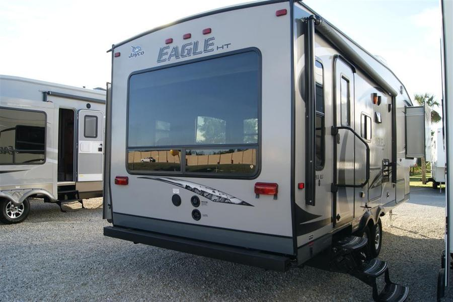 Cool 2013 Jayco Eagle 265RLS Fifth Wheel Stock 7279