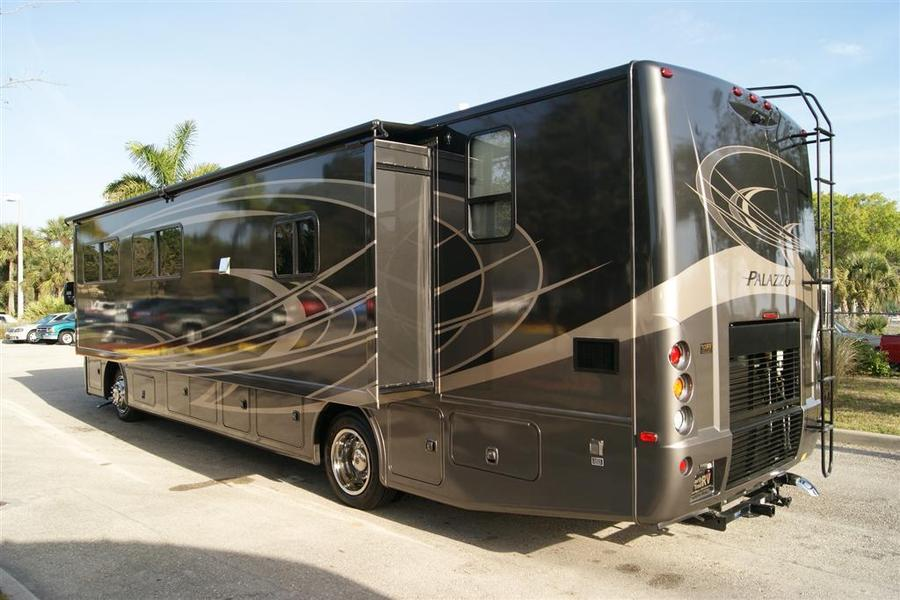 2013 Thor Palazzo 36 1 Class A Diesel Motorhome Stock 7428