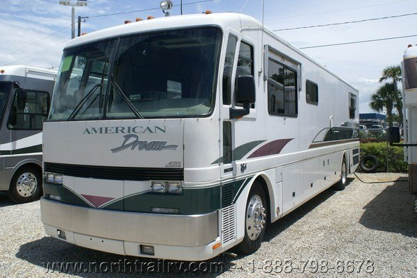 1994 American Dream Eagle 38a Class A Diesel Motorhome