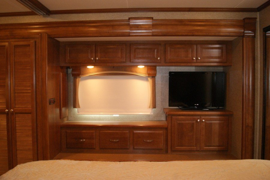 2013 Thor Tuscany Xte 40ex Class A Diesel Motorhome Stock