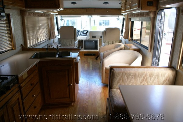 1990 Monaco Signature Crown Royal 36 Class A Diesel ...