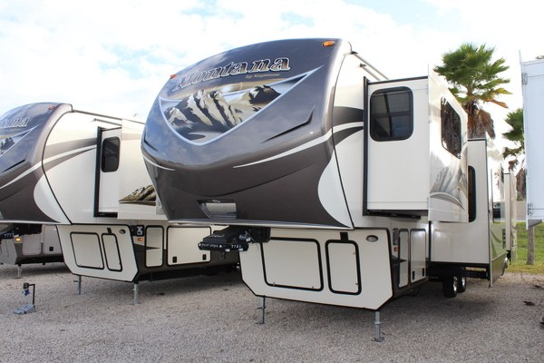 2014 Keystone Mountaineer 375FLF Fifth Wheel (Stock# 7782