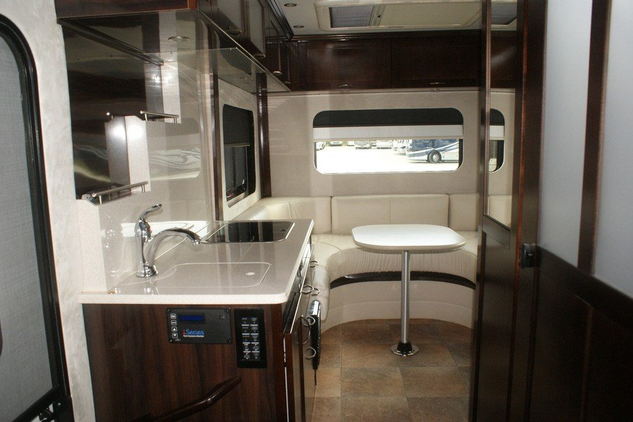 2014 Pleasure Way Pursuit Pursuit Class B Motorhome Stock