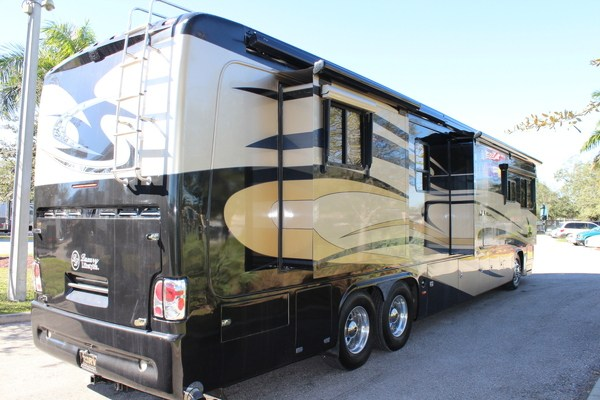 2007 monaco whitney iv executive class a diesel motorhome. Black Bedroom Furniture Sets. Home Design Ideas