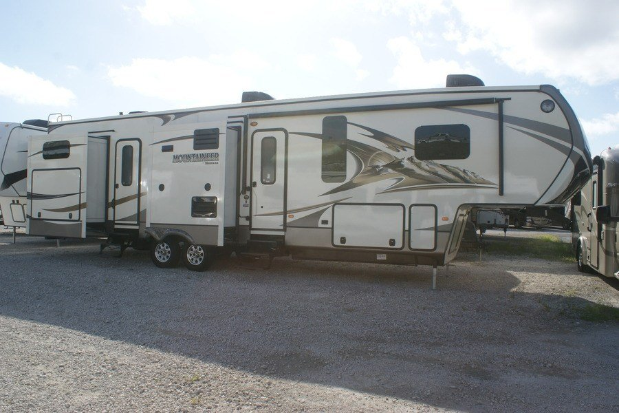 2014 Keystone Mountaineer 356TBF Fifth Wheel (Stock# 7788