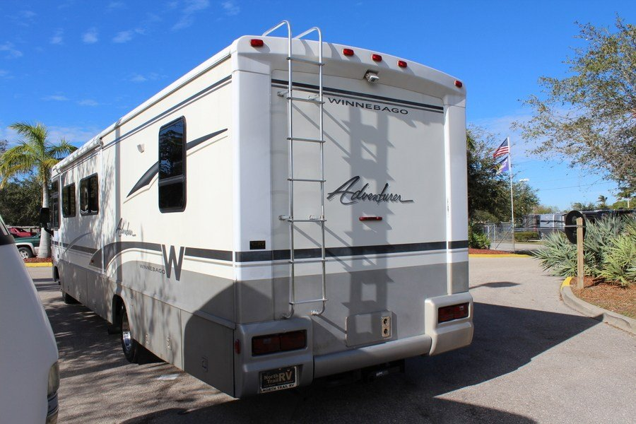 Perfect 1999 Winnebago Adventurer Gas Mileage  Best RV Review