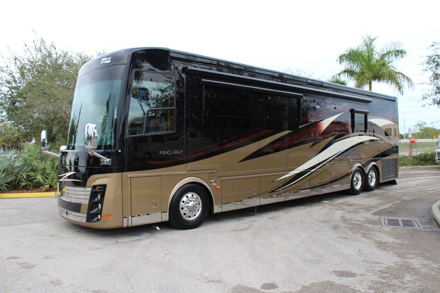 2012 Newmar King Aire 4584 Class A Diesel Motorhome Stock