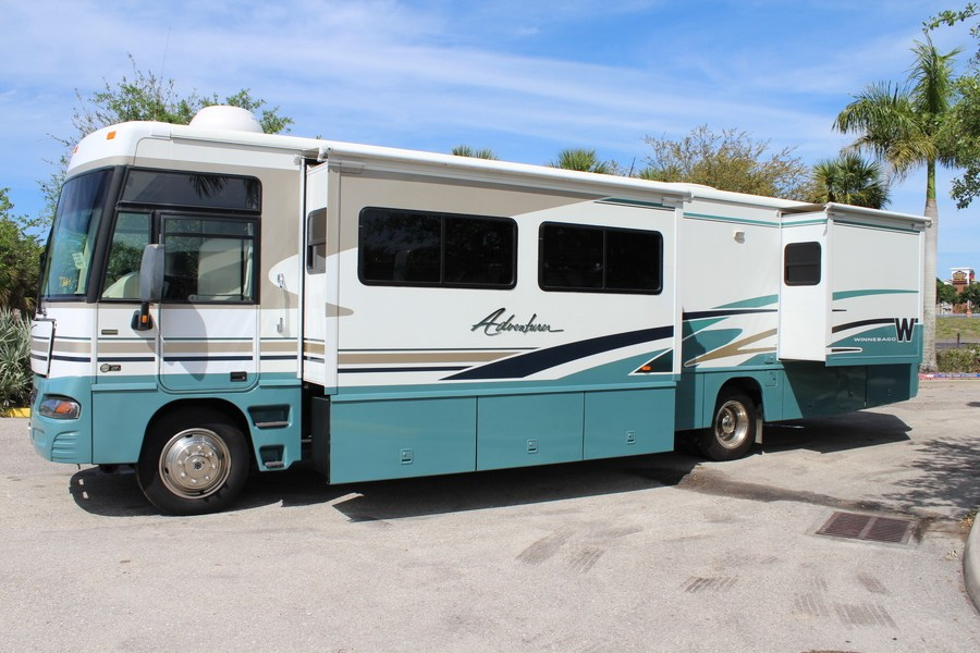Cool 1996 Winnebago Adventurer 32wq Used Class A Gas Motorhome