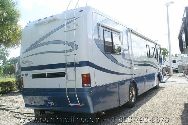 2000 monaco windsor 36 class a diesel motorhome stock for Mobilia 2000 monaco
