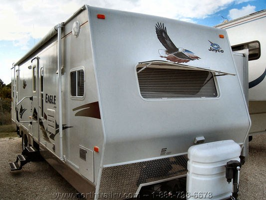 Fantastic 2006 Jayco Jay Flight 32 Travel Trailer Stock 63921