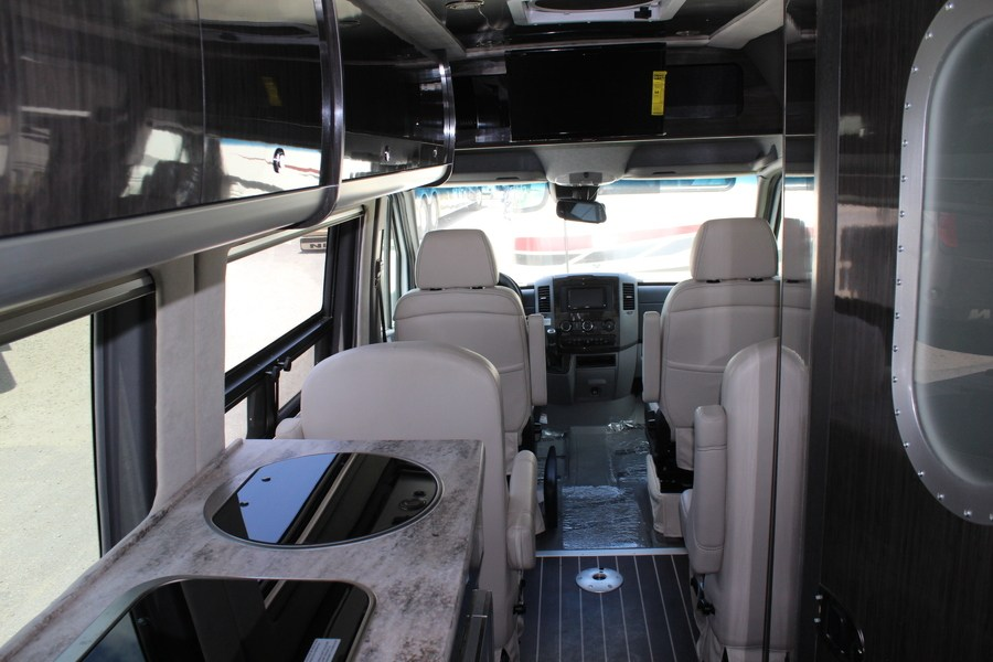 2015 airstream interstate ext class b motorhome  stock  8175
