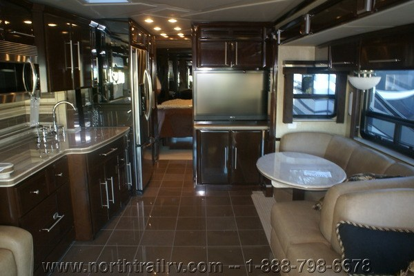 2008 Newmar King Aire 4561 Class A Diesel Motorhome Stock