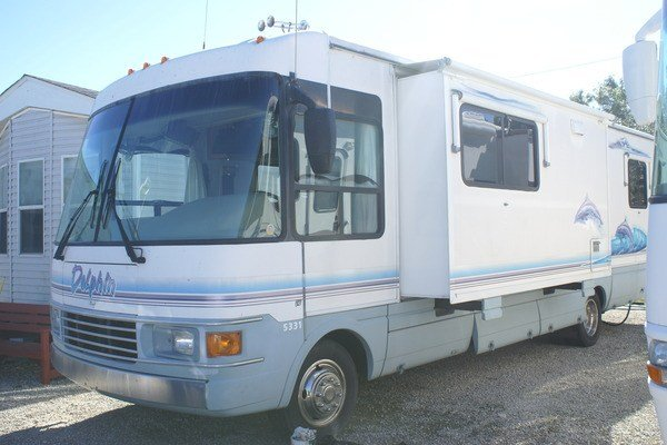 1999 National Rv Dolphin 5330 Class A Gas Motorhome (Stock ...