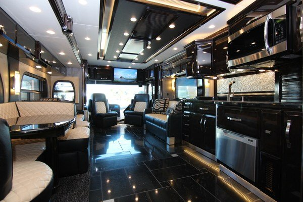 2014 Newmar King Aire 4593 Class A Diesel Motorhome  Stock