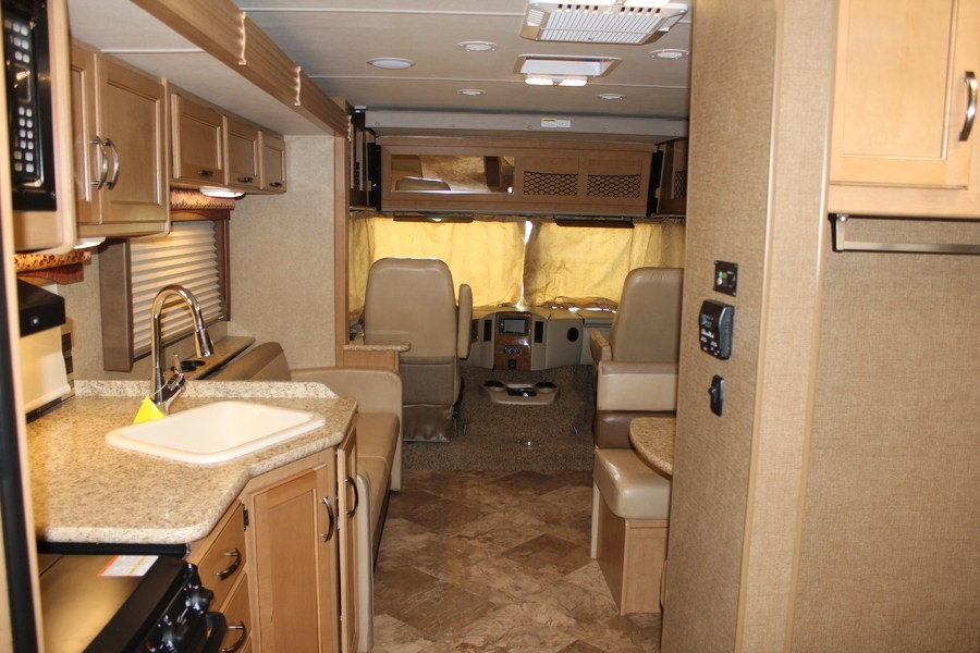 2015 Thor Ace 29 3 Class A Gas Motorhome Stock 8435