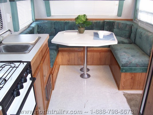 1997 Thor Motor Coach Tahoe 19rb Travel Trailer Stock