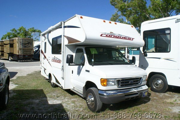 2007 Gulf Stream Conquest 6211 Class C Motorhome (Stock ...