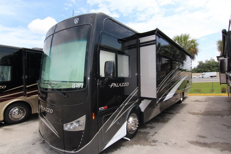 2016 Thor Palazzo 36.2 Class A Diesel Motorhome (Stock# 8789