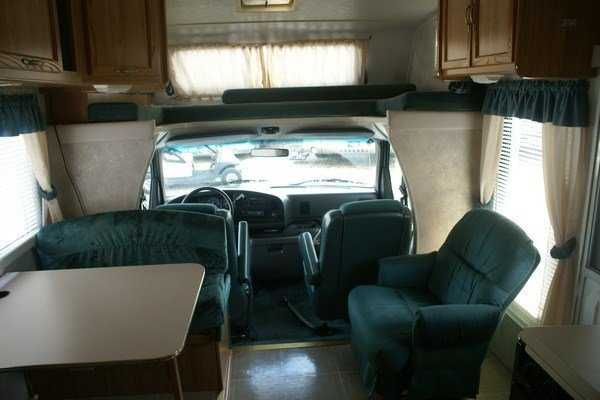 1996 24 Coachmen Catalina Sport 240 WB Class C Motorhome (Stock# 3129 ...