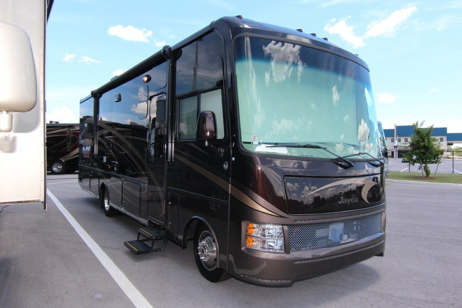 Excellent 2018 New Jayco Alante 31P Class A In Oregon OR 131216