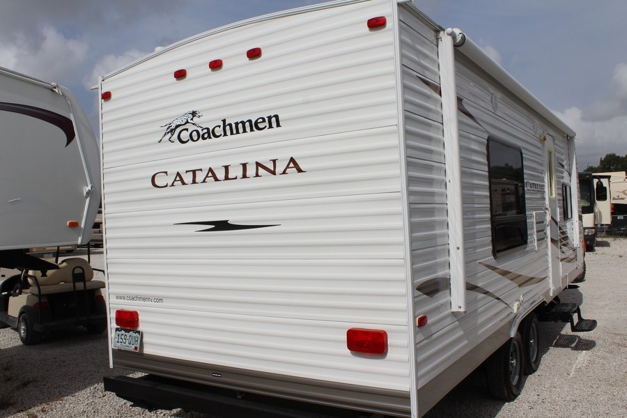 2011 Coachmen Catalina 24fbs Travel Trailer  Stock  18237