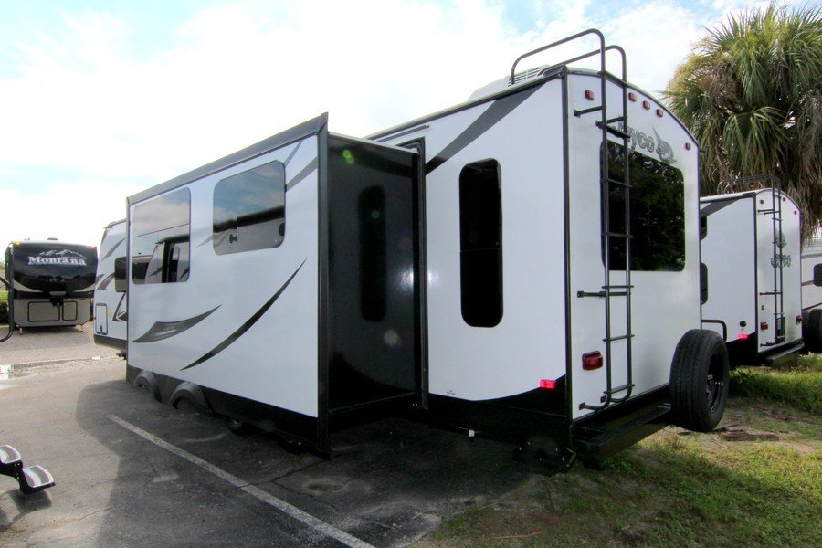 Excellent 2016 Jayco White Hawk 33RSKS Travel Trailer Stock 8988