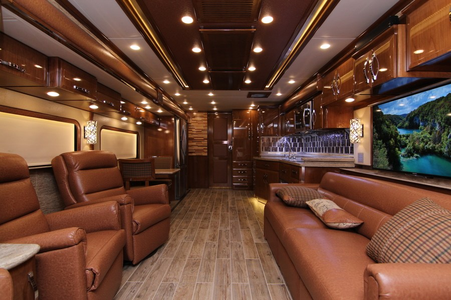 Newmar King Aire Class Diesel Motorhome Stock