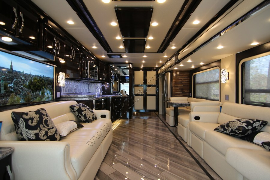 2016 Newmar King Aire 4519 Class A Diesel Motorhome Stock