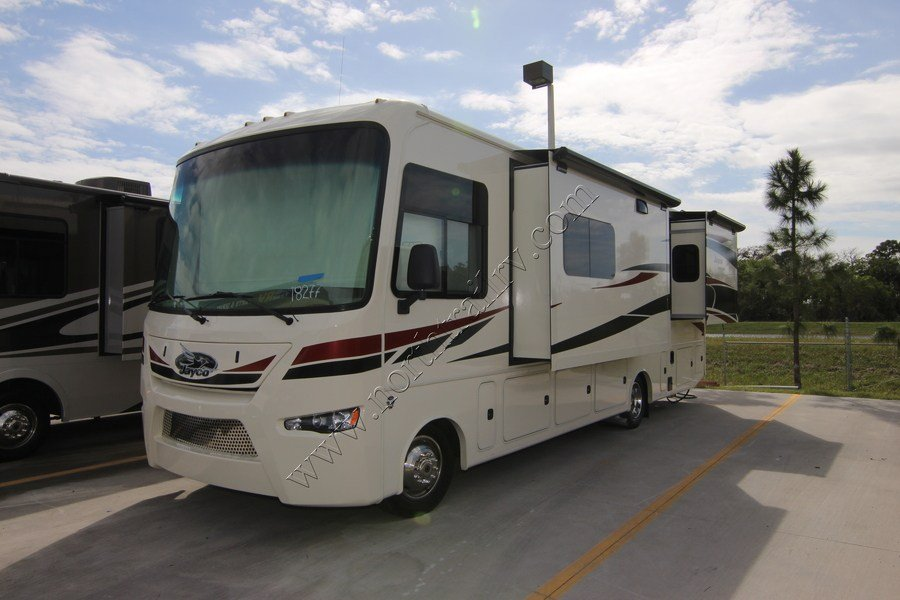 Creative 2016 Jayco Precept 31UL Class A Gas Motorhome Stock 18277