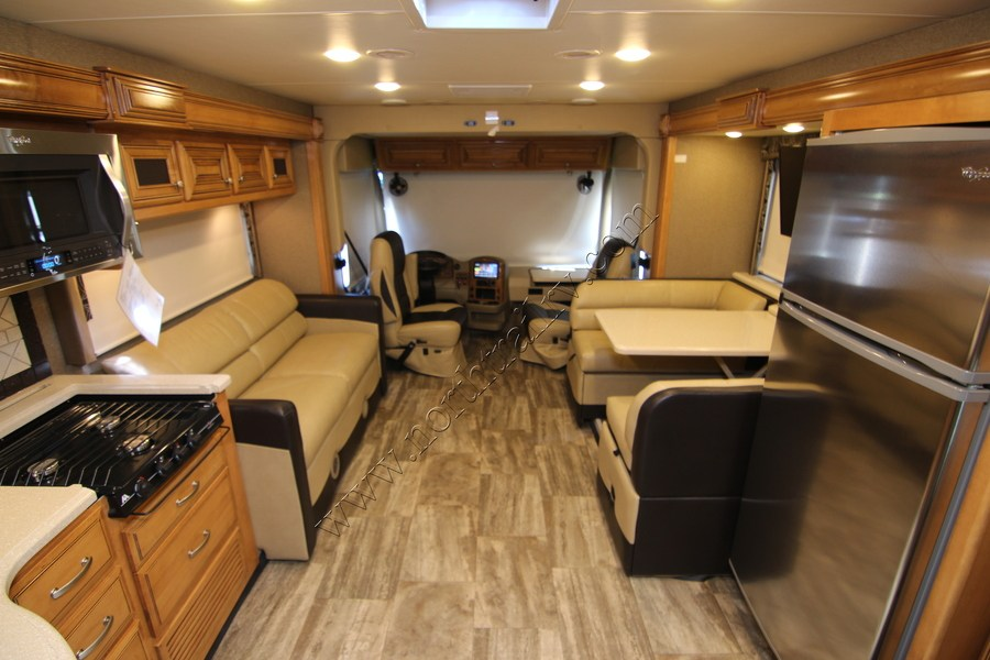 2016 Thor Palazzo 33 4 Class A Diesel Motorhome Stock 9432