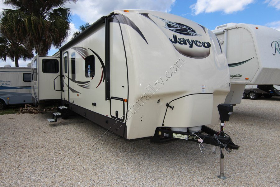 Popular 2016 Jayco Eagle 338RETS Travel Trailer Stock 9375