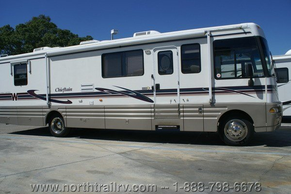 1999 Winnebago Chieftain 36l Class A Diesel Motorhome