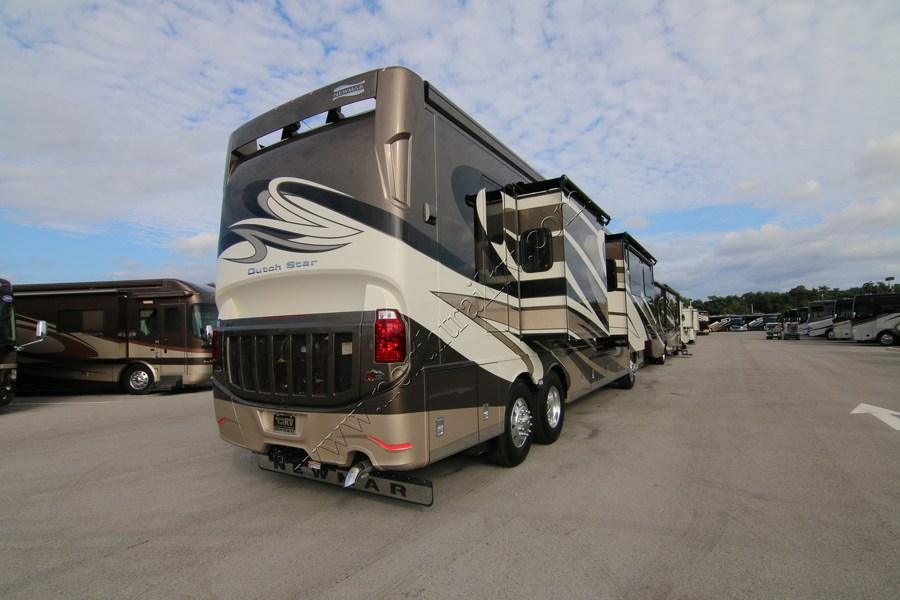 Perfect 2017 Newmar Dutch Star 4002 Class A Diesel Motorhome